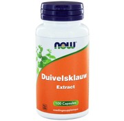 NOW Foods Duivelsklauw Extract 500mg 100 capsules