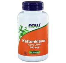 Kattenklauw 500 mg 100 vegicaps