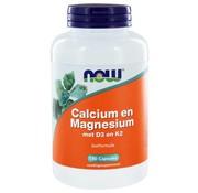 NOW Foods Calcium & Magnesium DK