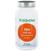 VitOrtho PEA 400 mg palmitoylethanolamide (Pure PEA)