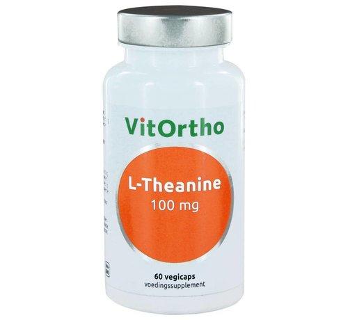 VitOrtho L-Theanine 100 mg 60 vegicaps