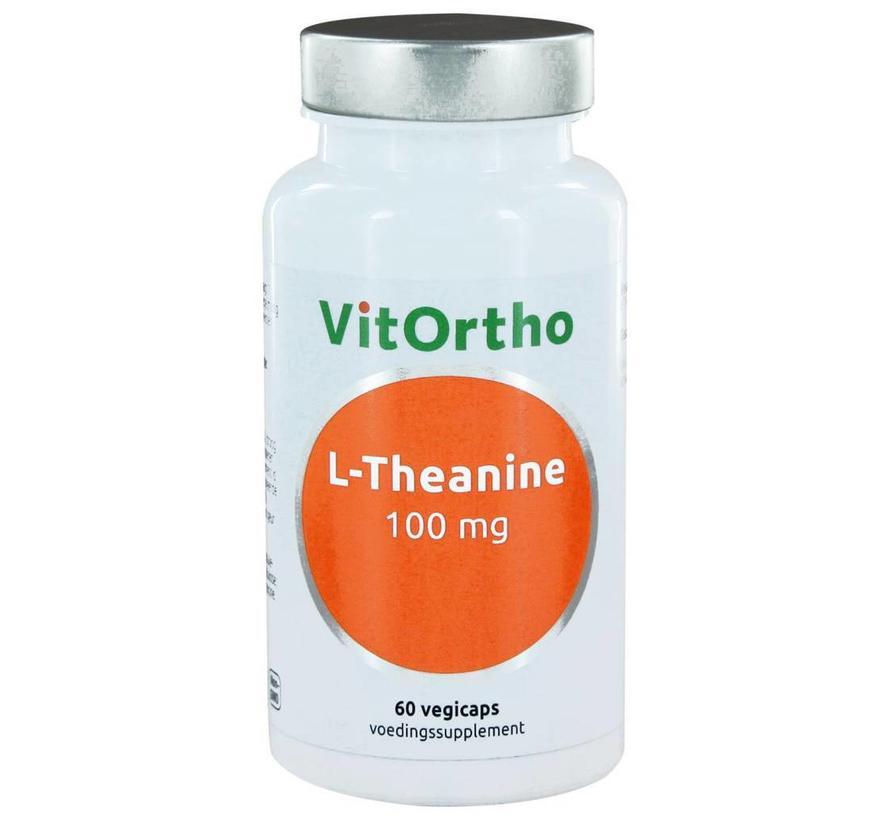 L-Theanine 100 mg 60 vegicaps