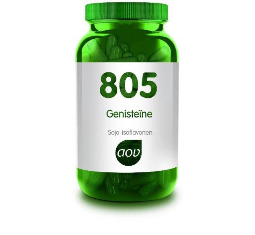 805 Genisteine 60 Vegetarische capsule