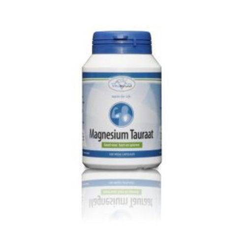 Vitakruid Magnesium tauraat B6 100vc