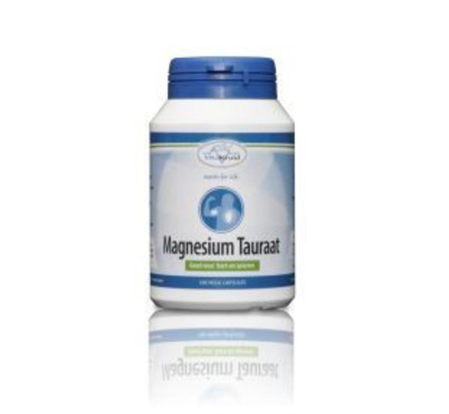 Magnesium tauraat B6 100vc