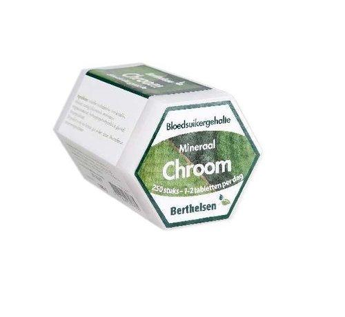 Berthelsen Chroom 250tab