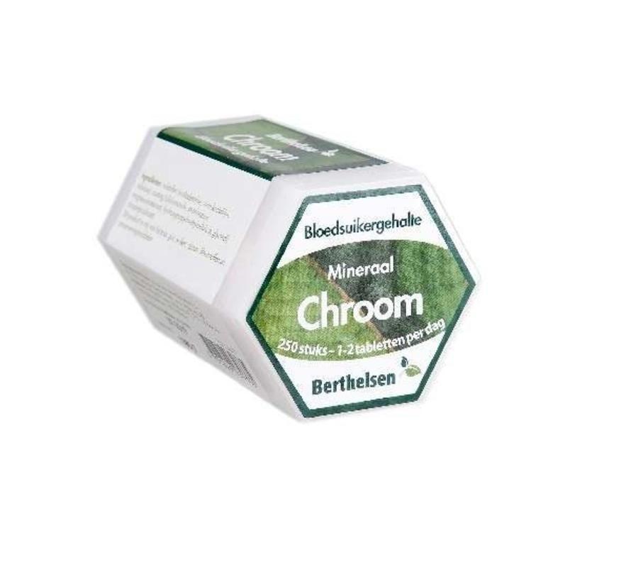 Chroom 250tab