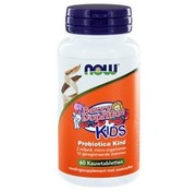 NOW Foods BerryDophilus KIDS Probiotica Kind