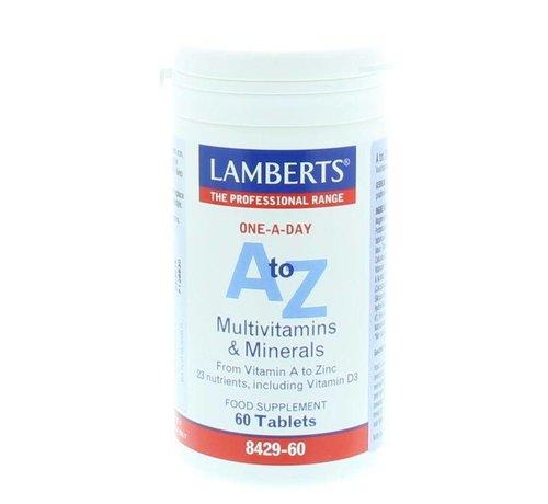 Lamberts A-Z Multi 60tb