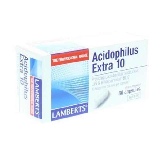 Lamberts Acidophilus Extra 10 60vc