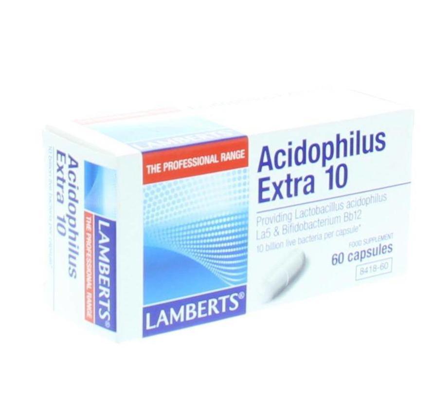 Acidophilus Extra 10 60vc
