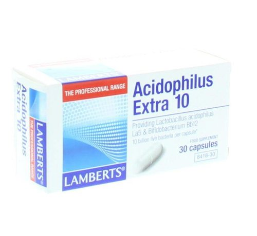 Lamberts Acidophilus Extra 10 30vc