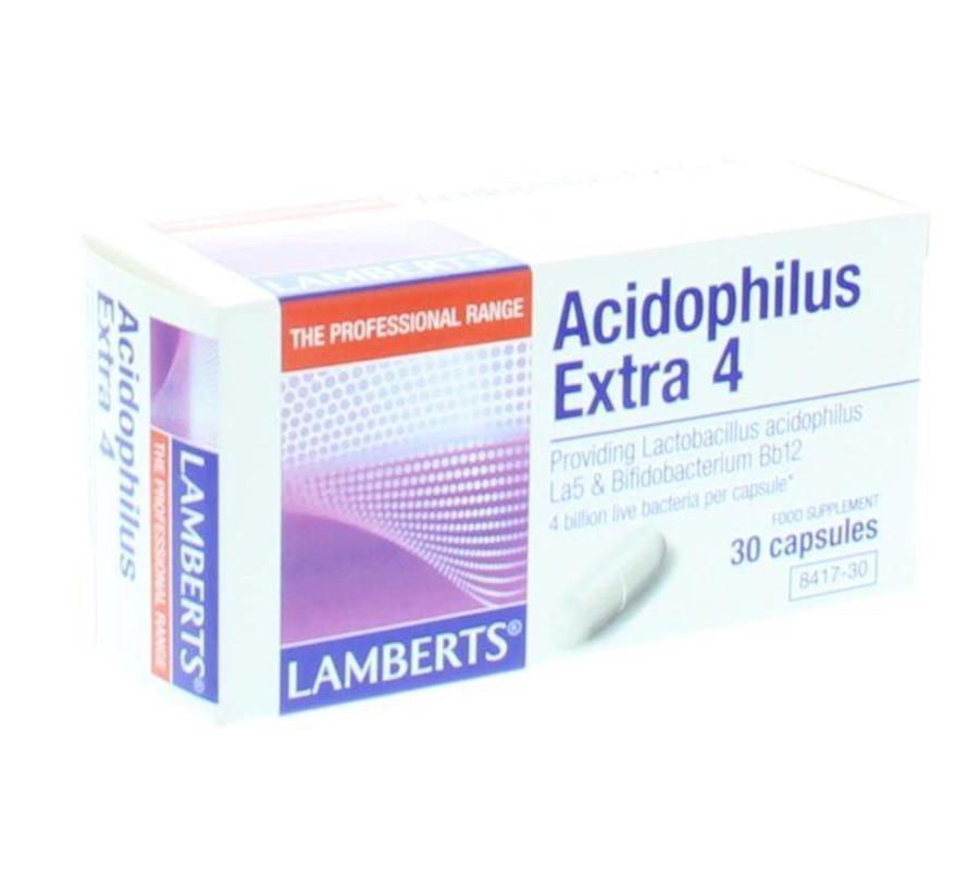 Acidophilus Extra 4 30cap