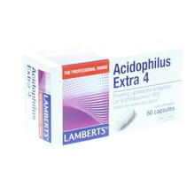 Acidophilus Extra 4 60cap