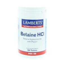 Betaine HCL pepsine 180tb