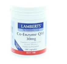 Co enzym Q10 30 mg 180vc