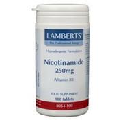 Lamberts Nicotinamide 250 mg