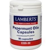 Lamberts Pepermuntolie