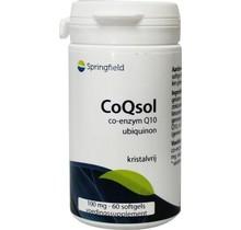 CoQsol coenzym Q10 100 mg 60sft 60sft