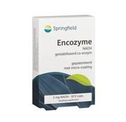 Springfield Encozyme NADH 5 mg 30cap
