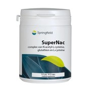 Springfield SuperNac & I gluta 90vc