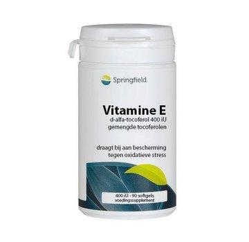 Springfield Vitamine E 400IE
