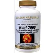 Golden Naturals Multi 2000