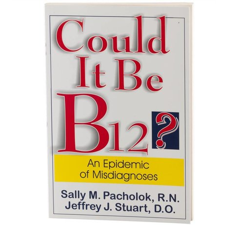 VitEducatief Could It Be B12? 1 x book