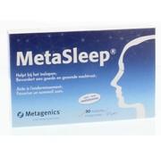 Metagenics Metasleep 30 tabletten