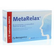 Metagenics Metarelax - Metagenics 45 +15 tabletten