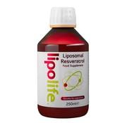 LipoLife Liposomal Resveratrol Sunflower lecithin