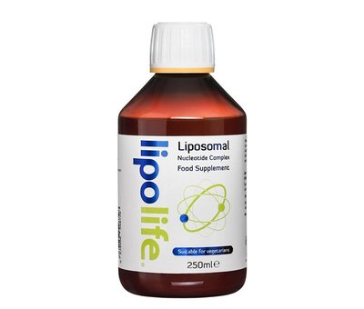 LipoLife Glutathion Liposomaal 100ml  Vloeistof / druppels