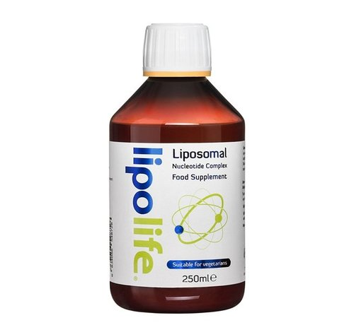 LipoLife LIPOSOMAAL NUCLEOTIDE COMPLEX SF - 250 ml