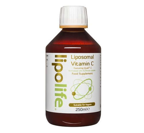 LipoLife Gold SF  Liposomales Vitamine C 250ml