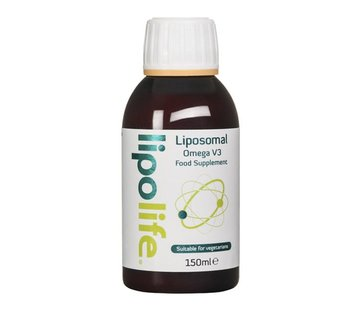 LipoLife Omega V3 SF  Vegan