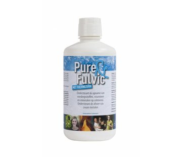 Health Solutions Pure&Fulvic