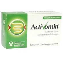 Activomin with humic acid