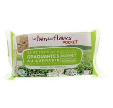 Buchweissen cracker pocket Glutenfrei