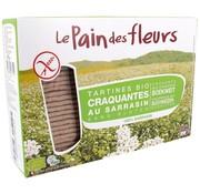 Pain Des Fleurs Boekweit crackers