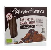 Pain Des Fleurs Cacao crackers