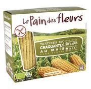 Pain Des Fleurs Mais rijst crackers