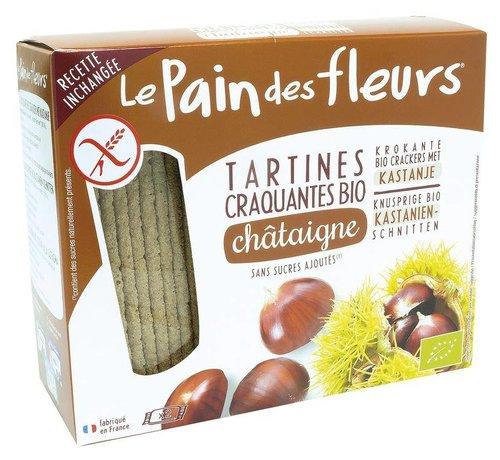 Pain Des Fleurs Tamme kastanje crackers