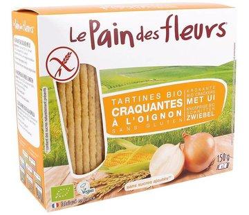 Pain Des Fleurs Uien crackers