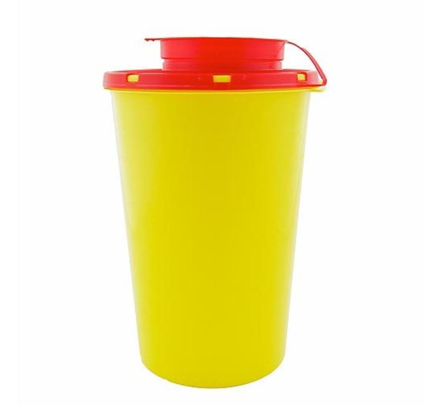 Naaldencontainer 1,5 liter
