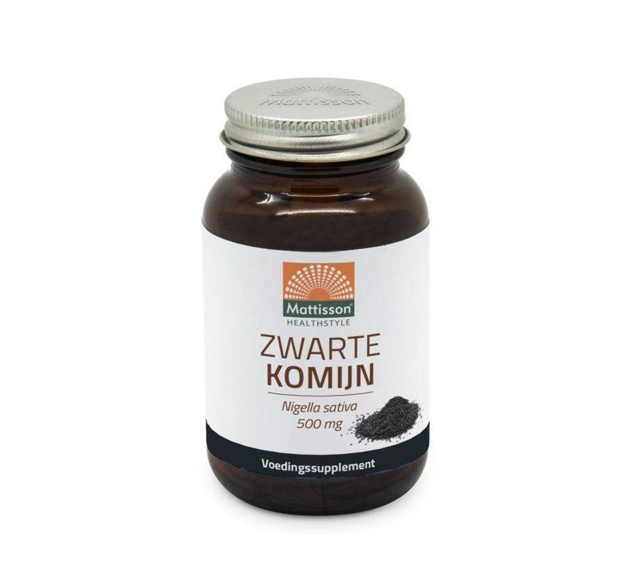 Absolute zwarte komijn 500 mg