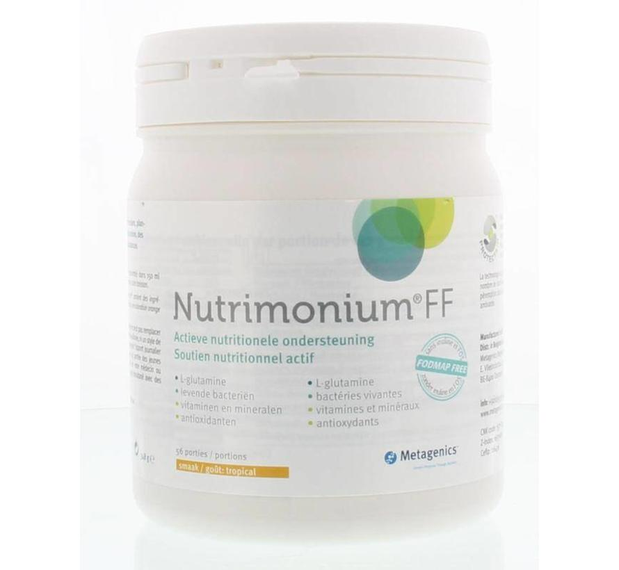 Nutrimonium fodmap free tropical 56 porties