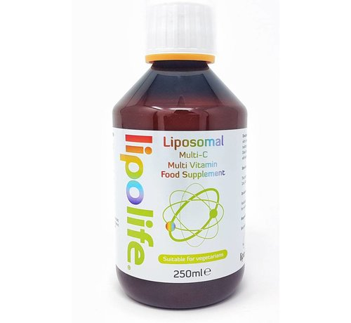 LipoLife Liposomale multivitamine Multi-C 250ml