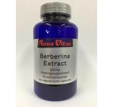 Berberine HCI extract 350 mg