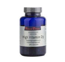 High vitamine D3 2000IU 50 mcg