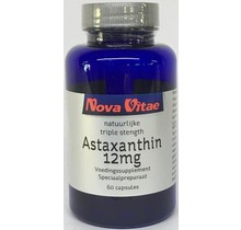 Astaxanthine triple strength 12mg